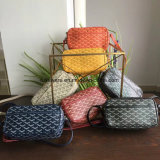 Sacs de prix de gros de sac à main d'emballage d'achats de cuir véritable de 100% (LTE-013)