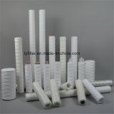 Haut débit Micron cartouche de filtre à fils de coton