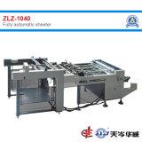 Entièrement automatique machine plastificateur soluble de l'eau [ZSFM1040]