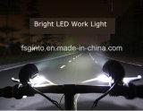 オートバイ、自転車(GT1023C-10W)のための4X4オフロード洪水か点LED作業ライト