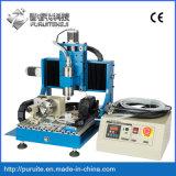 El procesamiento de madera de plástico acrílico de la máquina de grabado CNC