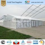 15X35m LuxuxSongpin Glaswand-kundenspezifisches Hochzeits-Zelt
