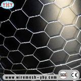 ячеистая сеть 5FT гальванизированная Electro шестиугольная для плетения штукатурки