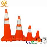 Trafficeのアメリカの標準反射円錐形、道の円錐形、安全詐欺