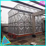 Aço galvanizado Assemblable Preço do tanque de água de 500 litros