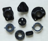 Alta precisión de pequeñas piezas de plástico inyección personalizadas en el PA66 GF30 GF33 Material