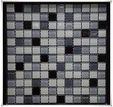 自然なシェルのモザイク芸術Mosaictはモザイクプロジェクトのモザイク床のタイルを模造する