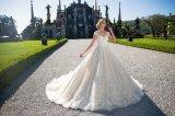 Амели скалистых 2018 новых устраивающих шарик Gowns крепежные втулки свадебные платья