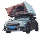 2017大きいスペースキャンプの堅いシェル車の屋根の上のテント