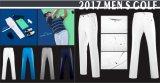 熱い販売の最も新しいカスタムロゴのスポーツのゴルフ長い人のズボン