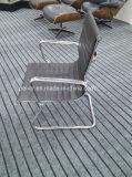 Présidence moderne de visiteur de contact de cuir en métal d'Eames de meubles de bureau (PE-E13)