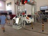 *X Strahl-Behälter-Fahrzeug-u. Ladung-Abtasteinrichtung