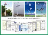 gerador de turbina vertical do vento da linha central da C.A. de 400W 12V/24V
