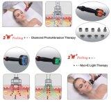 Máquina de la terapia de croma peeling con luz LED & Microcurrent (CE, ISO13485)