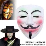 V voor Masker 20*20cm HK9004 van Larp van de Vete