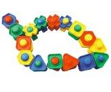 Fabriqué en Chine Les enfants de blocs de construction de la vis Toy