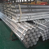 Труба A53 ASTM стандартная гальванизированная стальная используемая для воды
