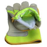 こんにちはVI牛のグレーンレザー作業手袋(3131)