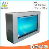 Монитор дюйма IP65 LCD нестандартной конструкции 21.5 для некоторого общественного/промышленного применения (MW-211OB)