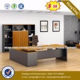 Jeu de la Chine fournisseur OEM de bois de noyer Office Desk (HX-8N1379)
