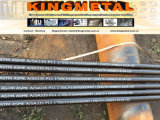 De Pijp van het titanium/de Pijp van het Staal van de Legering van Fabrikant (ASTM A335 P91)/