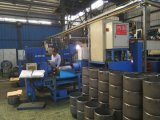 Заварка TIG цилиндра LPG собирает машину