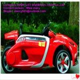 Buntes nachladbare Batterie-elektrisches Spielzeug-Plastikauto für Kinder