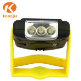 Bewegliches LED-mini magnetisches Arbeits-Licht mit hängendem Haken