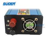 Lader van de Lader van de Batterij van de Auto van Suoer de Elektrische 24V 10A met de Functie van het Begin van de Motor (gelijkstroom-2410A)