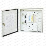 Rectángulo óptico de Termiation de la red de distribución de la fibra montada en la pared al aire libre Gpx16/Gpx31/Gpj55 del divisor