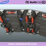 옥외 실내 아크 LED 곡선 전시 화면 (P3.91, P4.81, P5.95, P6.25)