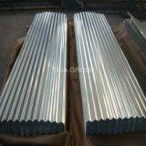 Le mattonelle di tetto del cgi/zinco dell'onda hanno ricoperto le lamiere di acciaio/tetto galvanizzato del metallo