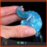 Seepferden-anales Geschlechts-Spielwaren für Fraulesbischen G-Punkt-Anus-Kristall sprizen Haken-analen Prostataanreger-Kolben-Spielwaren-System-Kasten