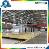 Linha de produção de pulverização equipamento do revestimento Electrophoretic do pó da pintura da máquina