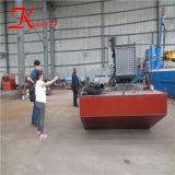 販売のためのKedaの適正価格のジェット機の吸引の浚渫船かジェット機の砂の浚渫船