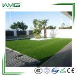 Стена травы зеленого цвета оптовой продажи поставщика фабрики искусственная Landscaping поддельный
