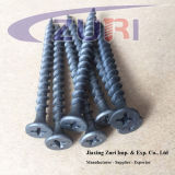 O Drywall de aço de C1022 Hardend parafusa muito bem a linha Tornillos 3, 5X19