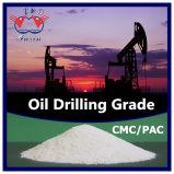 Polimero PAC CMC della cellulosa di Polyanionic per il fango del liquido Drilling di raffinazione del petrolio