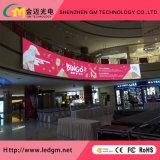Höhe erneuern farbenreiche Innenbildschirmanzeige LED-P2.5 für das Bekanntmachen