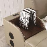 高品質の寝室の家具の現代ベッド(FB8048B)
