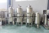 자동적인 2000-18000bph 유리병 과일 주스 음료 액체 채우는 포장기
