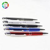 Papeterie en aluminium neuve de bureau de stylo à bille pour le cadeau promotionnel