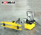 Macchina piegatubi idraulica elettrica del tubo d'acciaio della piegatrice del tubo (HHW-2D)