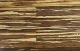 Tiger-Strang gesponnener Bambusbodenbelag