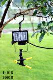 Lampe en aluminium moulé Meadow -Type portable