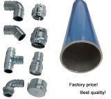 Las válvulas de bola/conectores de tubo de aleación de aluminio/tubo de aire comprimido