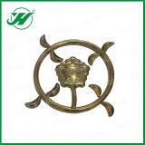 Puerta de acero inoxidable Diseño Flor