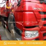 Gebruikte Vrachtwagens 10 van Sinotruk HOWO de Goede Voorwaarde van de Vrachtwagen van de Stortplaats van de Kipper van Wielen 6X4 en Lage Prijs
