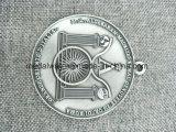 Подгонянное медаль масленицы зачатия пирата