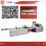 El papel de fila única cubeta de plástico Máquina de embalaje GC-450